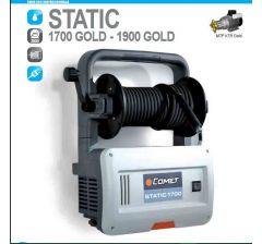 Nettoyeur haute pression COMET static 1900 électrique eau froide 160 bars Réf : 90520010