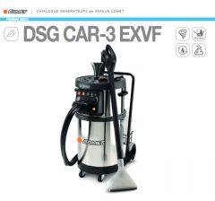 Générateur de vapeur sèche DSG CAR-3 EXVF-Electrique-Comet Réf:92040002