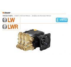 Pompe LWR 3020 E-haute pression triplex-Ø24-Réf:63020405