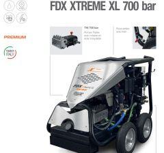 FDX XTREME 700 Bar-Réf:90580307