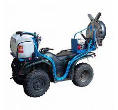 Atomiseur à moteur auxiliaire 98 litres pour quad