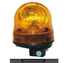 GYROPHARE VEGA FIXE H1 55W 12V