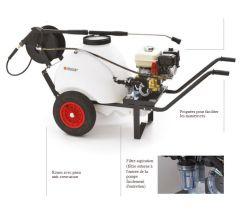 Nettoyeur haute pression autonome 120 litres FDX WB 8/160-Honda GX160
