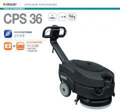 Autolaveuse accompagnées-CRS 36 Version électrique 220 Volts Réf:90710001
