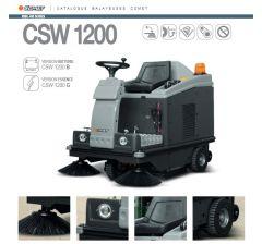 Balayeuses autoportées CSW 1200 B, version batterie 24 Volts , Comet, Ref: 93020001