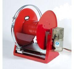 Enrouleur haute pression électrique 12V avec guide tuyau automatique