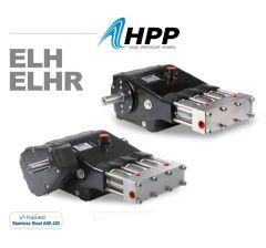 Pompe Haute Pression HPP de 280 à 600 Bar, ELH-ELHR-Ø35 Mâle-Clavettage 10mm