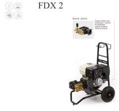 Nettoyeur haute pression FDX 2-13/180 Bar-Honda GX200 Ref:90200306