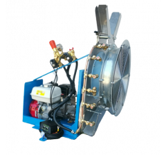 Atomiseur à moteur auxiliaire avec électrovannes - cuve 98L