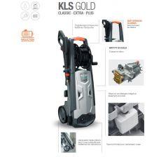 Nettoyeur haute pression grand public-KLS 1600 GOLD PLUS 160 Bar-Comet-Réf: 90680103