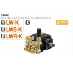 Pompe LW-K 3020 S-Ø24MM-138 bar- 11.2 litres/min-Réf:63000351