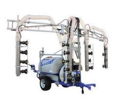 Nébulisateur/pulvérisateur 2000 litres Galia II- 10 sortie pneumatique et son système réhausseur