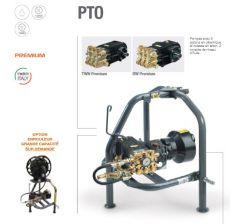 Nettoyeur haute pression sur prise de force et son chassis porté 3 points-PTO- Réf:90450014-
