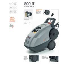 Nettoyeur haute pression Scout Extra avec enrouleur-150 Bar 9L/Min-Réf:90440002