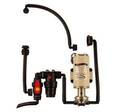 Kit Pompe 12 V complet : UP10-XA 18 L/min 7 Bars 12V et accessoires