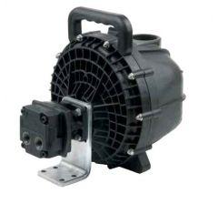 Pompe  centrifuge 4,1 bars 780 l/min gros débit à entrainement hydraulique