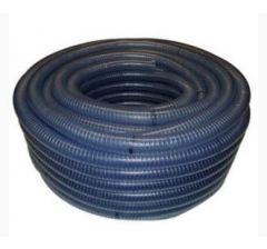 Tuyau d'aspiration PVC  8 bars - Ø 35mm - bobine de 50m