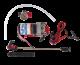 Pompe 12V régulateur, buse rampe parapluie pour équipement cuve
