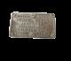 Plaque de visite carter pompe Vich Lotus Réf: 1201