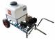 Pulvérisateur multi-usages Vich 120L type brouette thermique ou électrique 220V