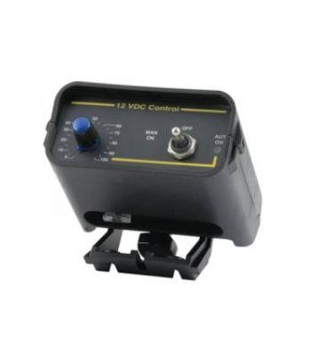 Boitier de commande pour pompe 12V Maxi 15A avec potentiometre et cablâges inclus