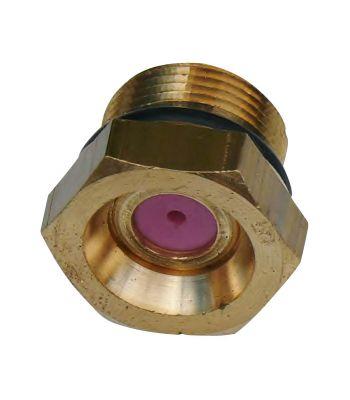 Buse céramique conique - diamètre intérieur au choix