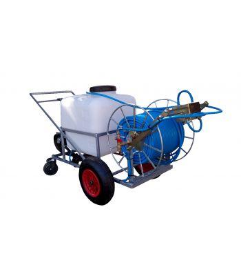 Pulvérisateur multi-usages 120L Vich type chariot équipé