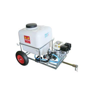 Pulvérisateur multi-usages Vich type trainé thermique ou électrique 220V