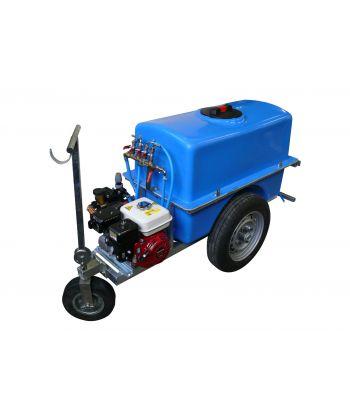 Moto-pulvérisateur à timon Vich 250 litres spécial élevage