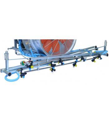 Rampe ATOMIX de traitement du sol 4,5m ou 6m
